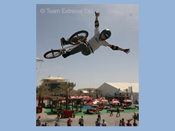 BMX champion Mike Mullen comes to Hunsdon PowerPoint PPT Presentation