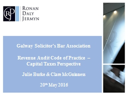 Galway Solicitor's Bar Association