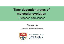 Time-dependent rates of