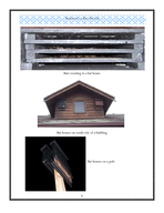 Wisconsin Department of Natural Resources Bureau of Endangered Resources         Why Build a Bat House Many people do not want bats roosting in thei r homes but often still want bats around
