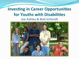 Investing in Career Opportunities