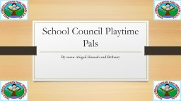 School Council Playtime