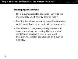 Managing Resources PowerPoint PPT Presentation