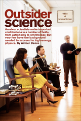 Amateur scientists make important contributions in a