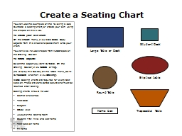 Elliptical table PowerPoint PPT Presentation