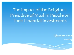 The Impact of the