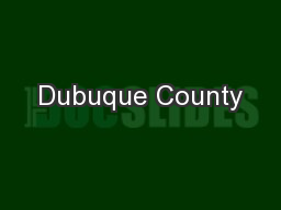 Dubuque County