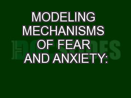an introduction to the issue of claustrophobia Introduction to our anxiety center  introduction to anxiety disorders  mark dombeck, phd nov 6,  a cure for claustrophobia.