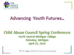 Advancing Youth Futures