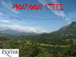 MONSOON STEEL