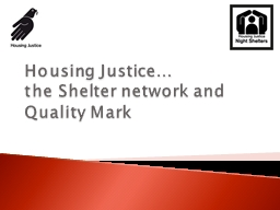 Housing Justice�