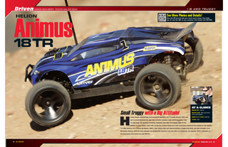 RC DRIVER FEBRUARY    RC DRIVER Driven aving already r