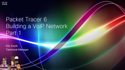 Packet Tracer 6