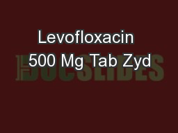 Levofloxacin 500 Mg And Alcohol
