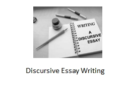 should conclusion discursive essay Discursive (argument) essays  what is a discursive essay a discursive essay sets out to argue a particular case the writer focuses on various aspects of the topic.