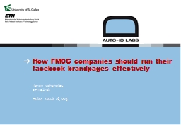 How FMCG companies should run their