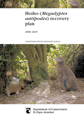 THREATENED SPECIES RECOVERY PLAN  Hoiho  Megadyptes an