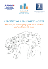 APPOINTING A MANAGING AGENT The need for a managi