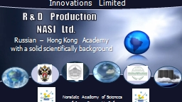 R & D    Production
