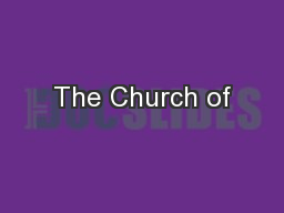 The Church of
