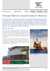 Structural Stainless Steel Case Study  Page  Structura