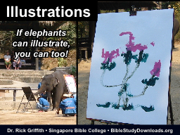 If elephants can illustrate, you can too!