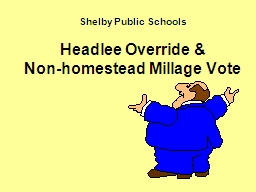 Shelby Public PowerPoint PPT Presentation