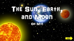 The Sun, Earth, and