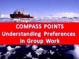COMPASS POINTS