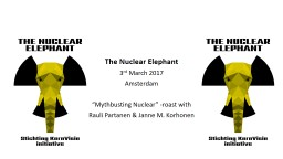 The Nuclear Elephant PowerPoint PPT Presentation