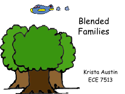 Blended Families PowerPoint PPT Presentation