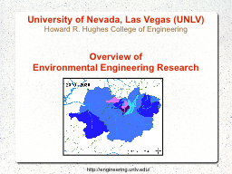 University of Nevada, Las Vegas (UNLV)