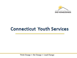 Connecticut Youth Services