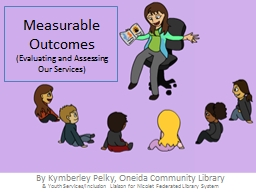 Measurable Outcomes PowerPoint PPT Presentation