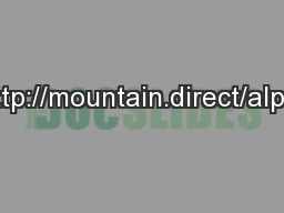 http://mountain.direct/alps/