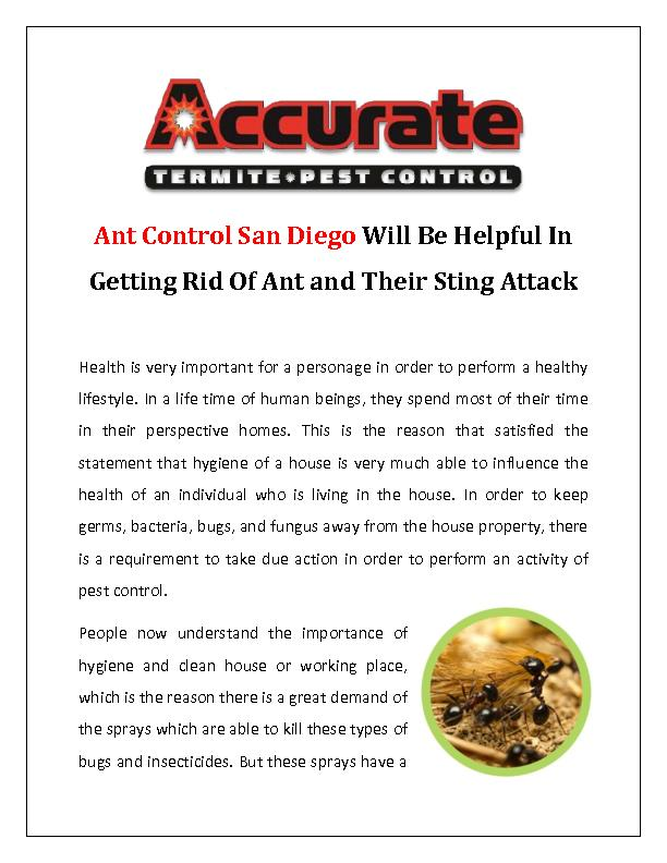 Los Angeles Pest Control
