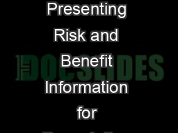 Guidance for Industry InternetSocial Media latforms with Character Space Limitations  Presenting Risk and Benefit Information for Prescription Drug s and Medical Device s DRAFT GUIDANCE This guidance