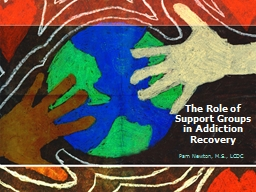 The Role of Support Groups in Addiction Recovery