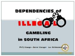 """Established in terms of the Limpopo Gambling Act 4 of 19"