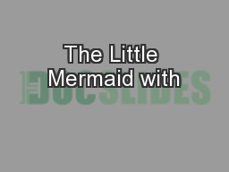 The Little Mermaid with