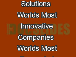 Wave Cast Drytype Power Transformers GE Industrial Solutions GE Industrial Solutions  Worlds Most Innovative Companies  Worlds Most Respected Companies  Worlds Best RD Companie  Worlds Most Admired Co PowerPoint PPT Presentation
