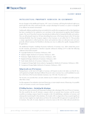Recent changes to the Intellectual Property IP Laws in