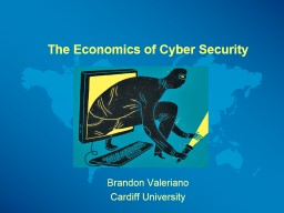 The Economics of Cyber Security
