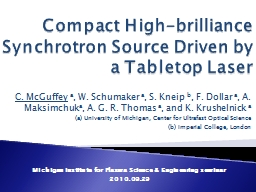 Compact High-brilliance Synchrotron Source Driven by a Tabl