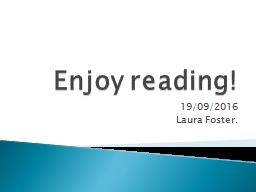 Enjoy reading!