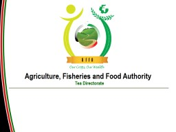 Agriculture, Fisheries and Food Authority