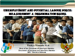 Unemployment and Potential