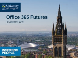 Office 365 Futures