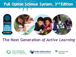 Full Option Science System, 3