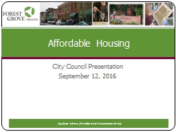 City Council Presentation PowerPoint PPT Presentation